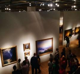 Ночь искусств в Нижнем Новгороде 2017