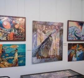 Выставка  «WAVE ART — искусство волны»