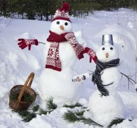 Онлайн-марафон «Неожиданные снеговики» 2021