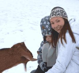 День Мамы в зоопарке «Лимпопо» 2018