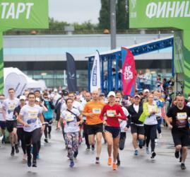 Нижегородский полумарафон «БЕГИ, ГЕРОЙ-2021»