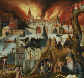 Арт Лекторий «Удивительный мир Иеронима Босха»
