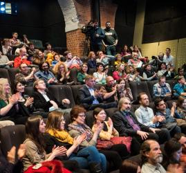 Фестиваль Фестиваль немецкого документального кино о культуре 2017