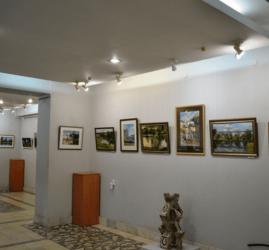 Выставка «Палитра красок Поволжья»