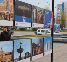 Уличная фотовыставка «Нижегородская ярмарка»