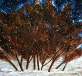 Выставка «Расширяя пространство зимы»