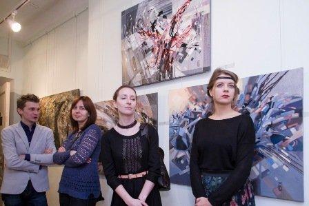 Выставка «WAVE ART— искусство волны»
