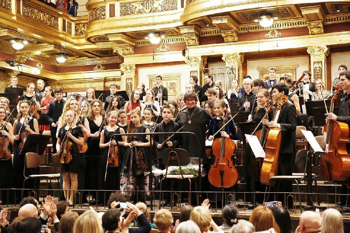 Открытие нового сезона вНижегородской филармонии 2019