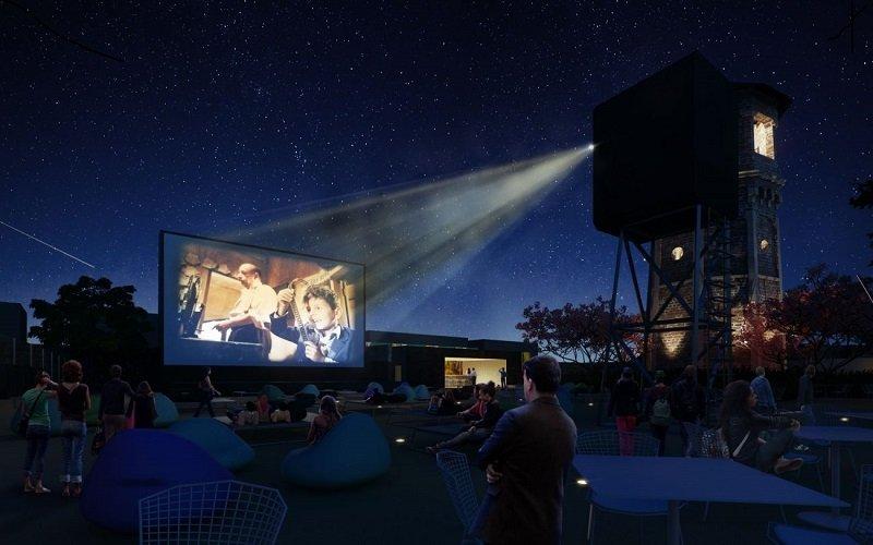 Акция «Ночь кино» вНижнем Новгороде 2020