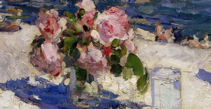 Выставка произведений русских импрессионистов «Движение ксвету»