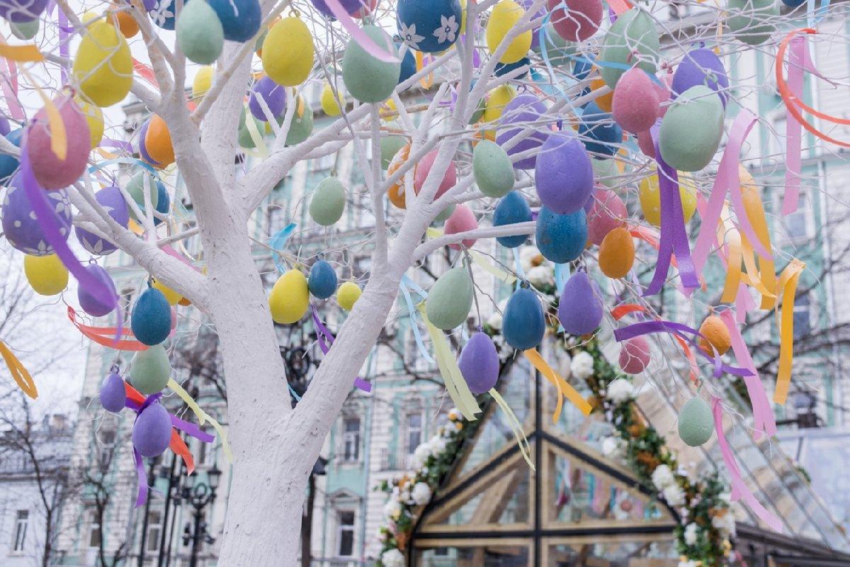 Праздничный пасхальный фестиваль «Весенний дар» 2019