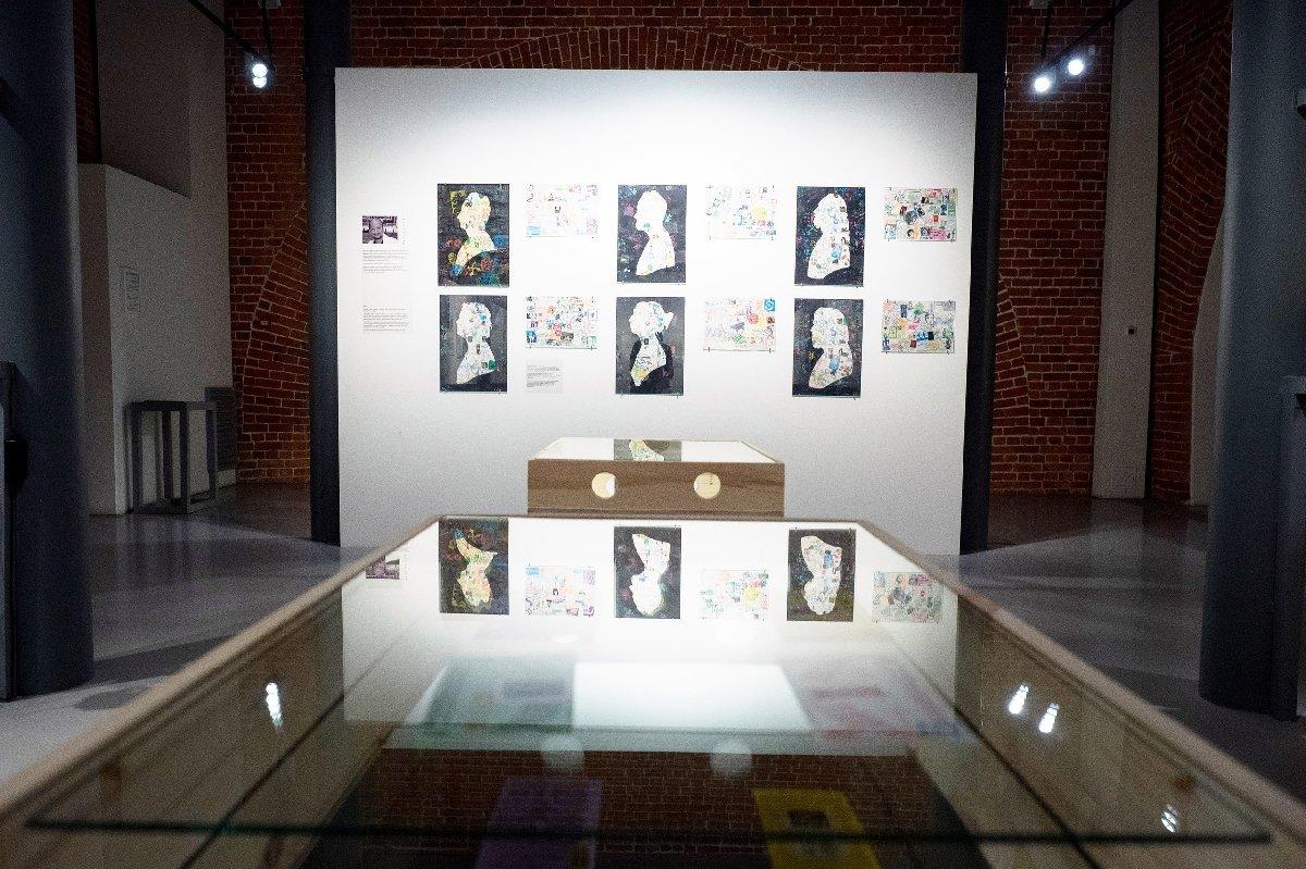 Выставка «Мейл-арт портрет»