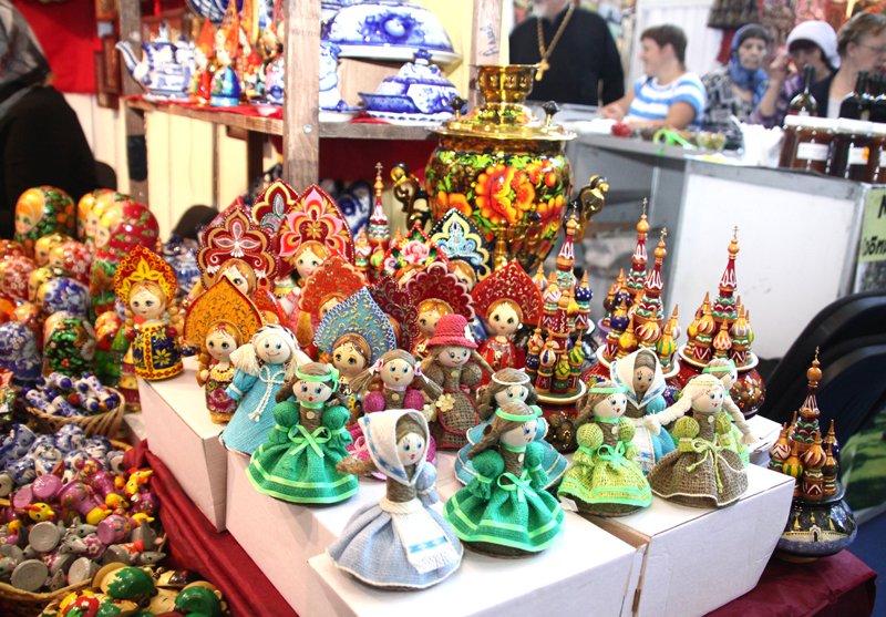 Православная выставка-ярмарка «Кладезь» изБеларуси