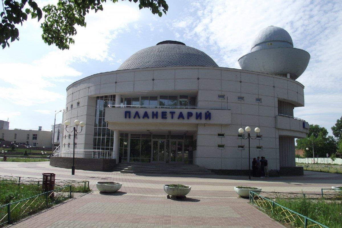 Обзорные «Космические» экскурсии вНижегородском Планетарии