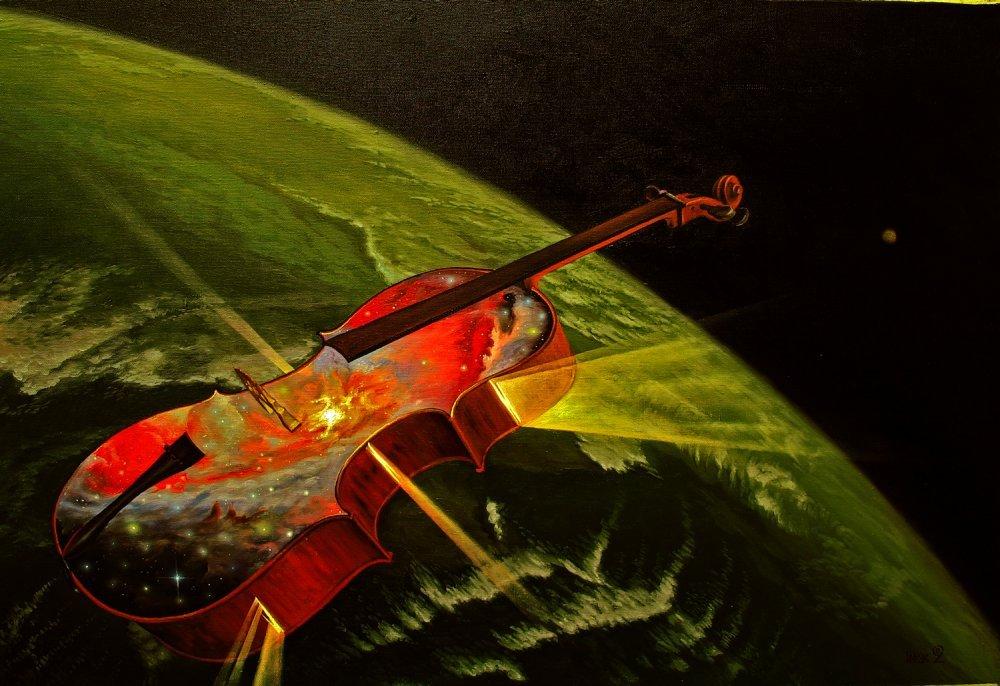 Концерт «Планета скрипки» вПланетарии