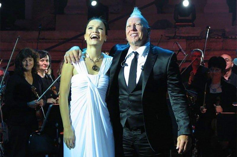 концерт Тарьи Турунен и Майка Террана