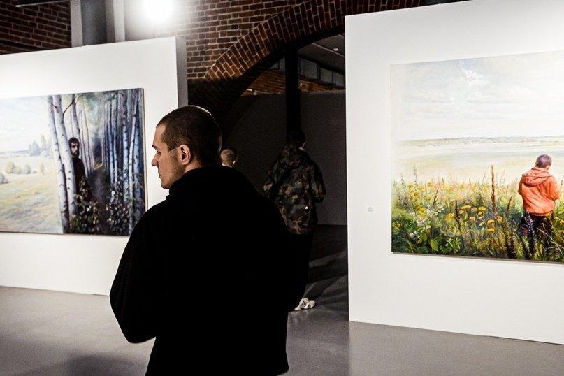 Выставка «Николай Касаткин. Природа картины, картины природы»