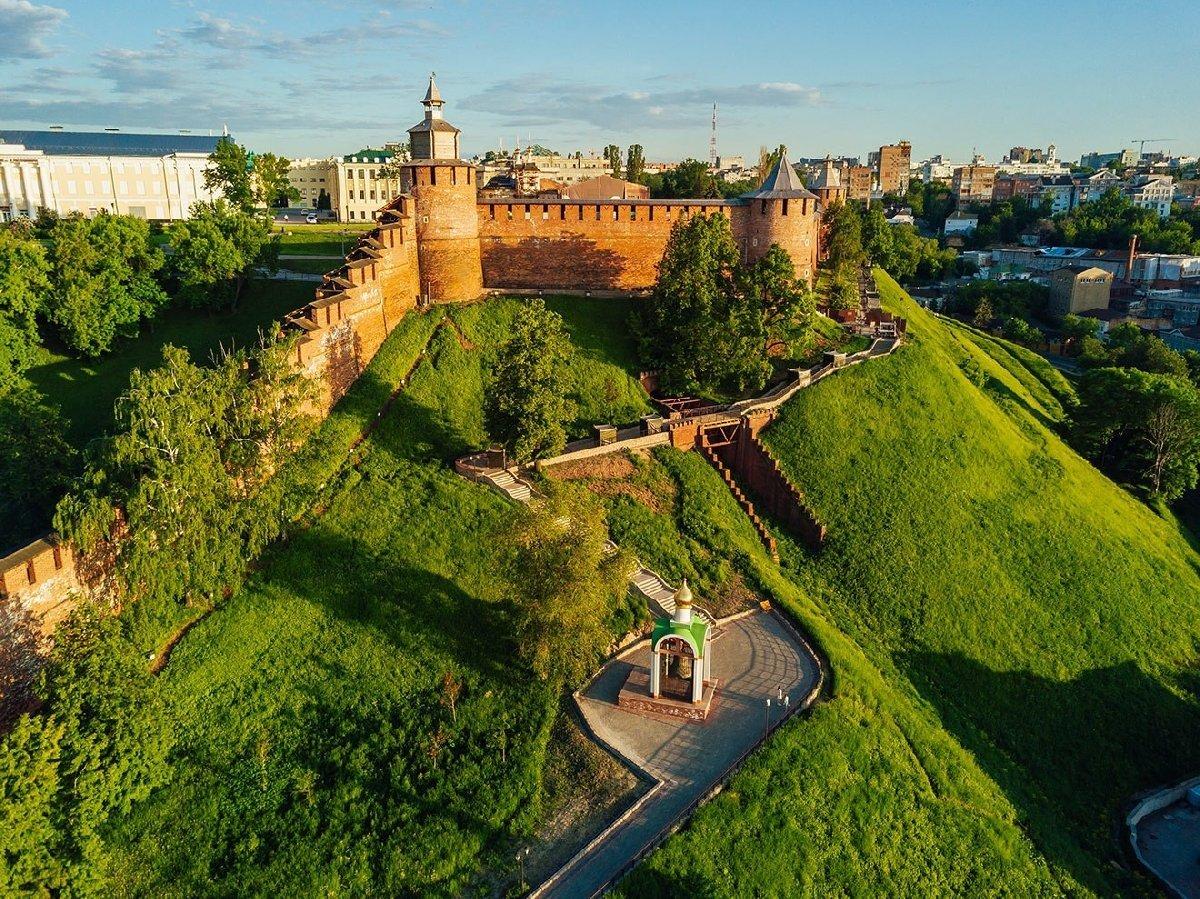 Цикл лекций «Открывая Россию: Нижний Новгород»