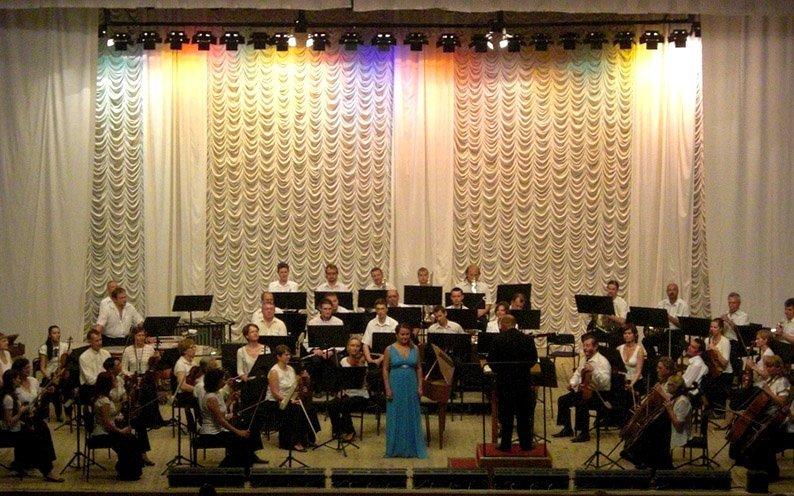 Нижегородский концертный зал