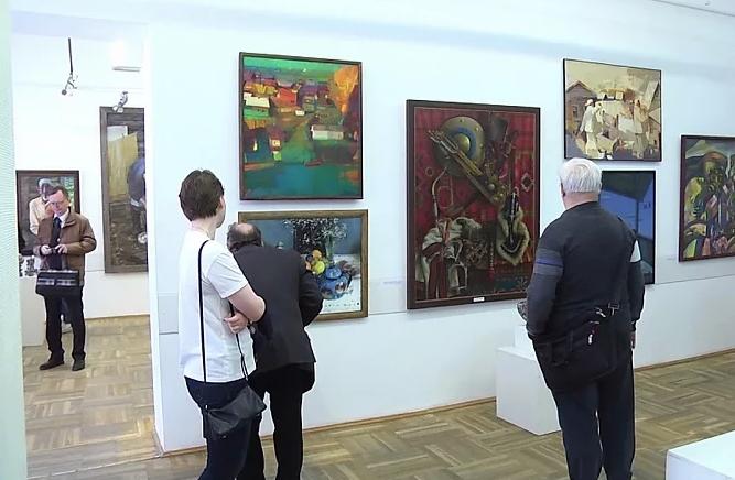 Выставка «Большая Волга XII» 2018