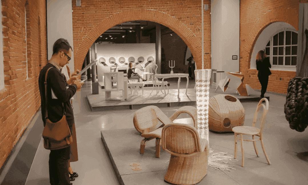 Выставка «Классика иинновации вдизайне»