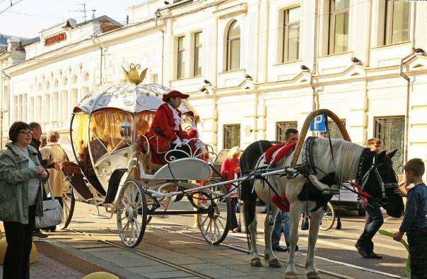 День улицы Рождественской 2018