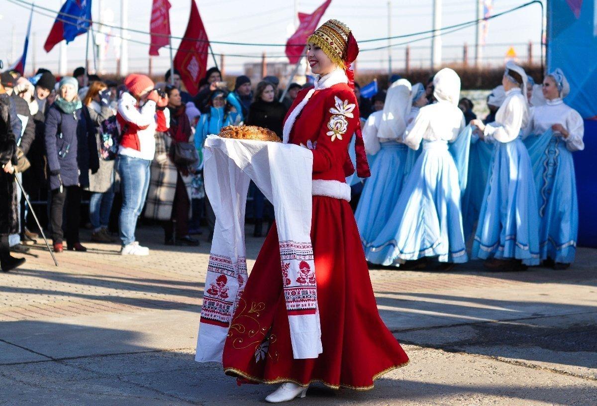 День народного Единства вНижнем Новгороде 2019