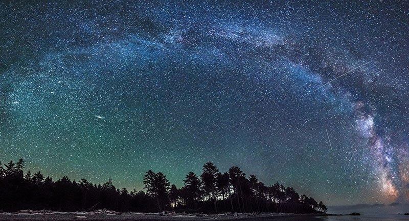 «Млечный путь: прогулка по звездному колесу»