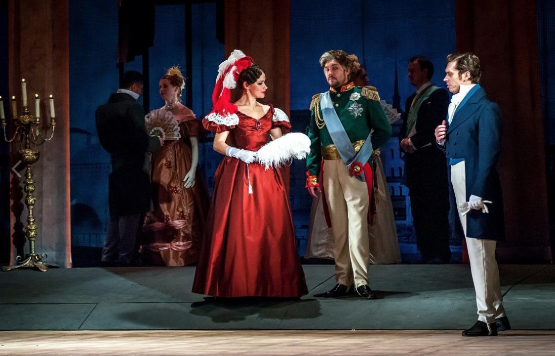 Фестиваль оперы ибалета «Болдинская осень» 2017