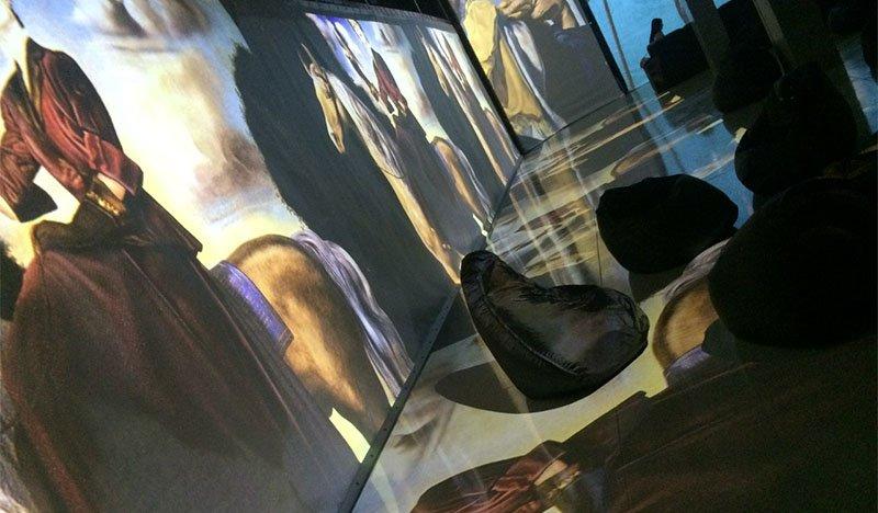 Выставка «Дали–живые полотна»