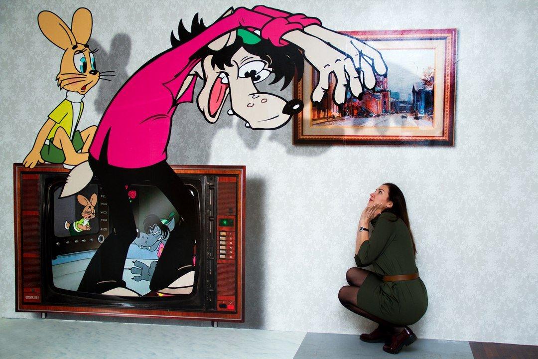Выставка 3D-картин 4-й сезон