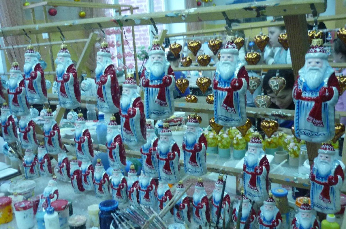 Фабрика Ёлочных игрушек «Ариель»