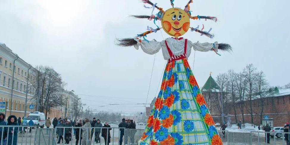 Масленица вНижнем Новгороде 2020