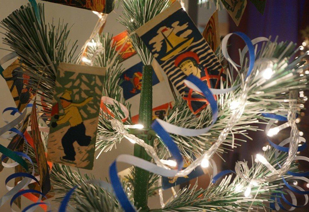 Выставка «Музейная елка»