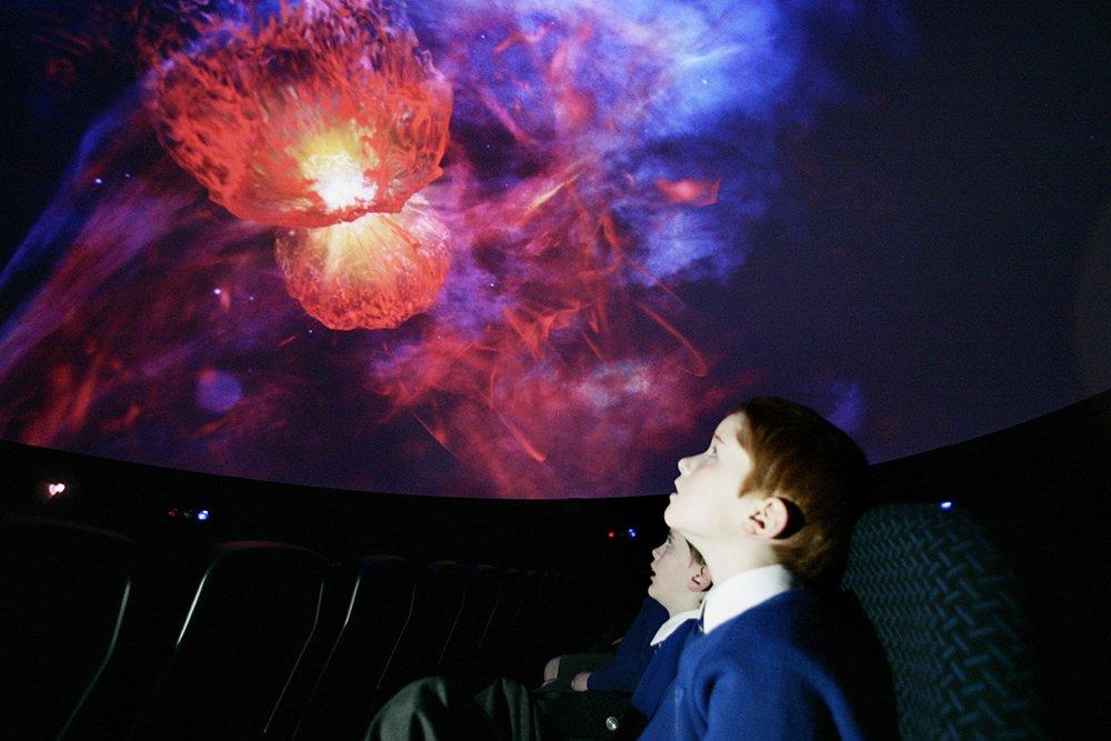 Астрономические четверги вНижегородском планетарии