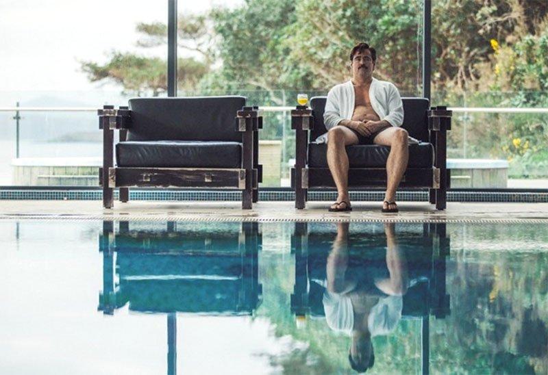 Кадр из фильма «Лобстер»