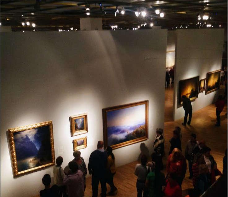 Ночь искусств вНижнем Новгороде 2017