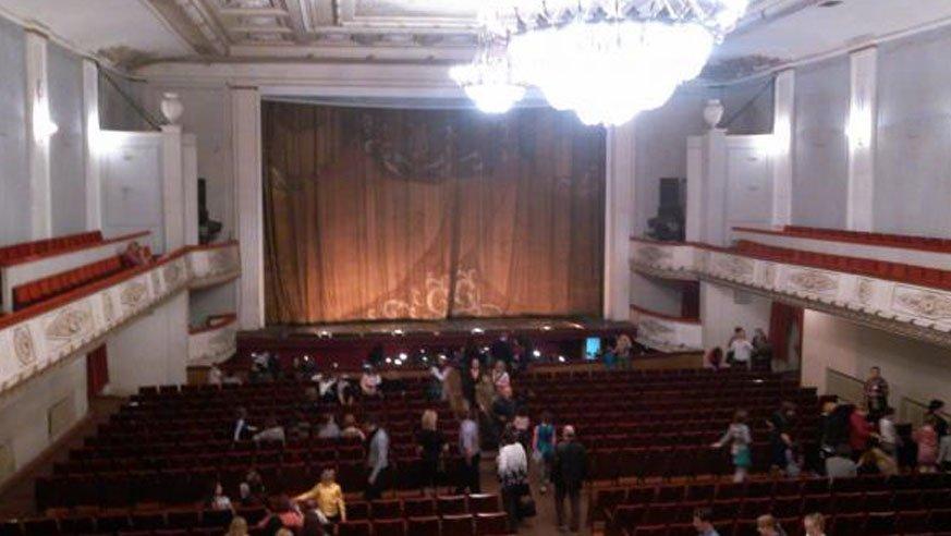 Оперный театр им А.С. Пушкина