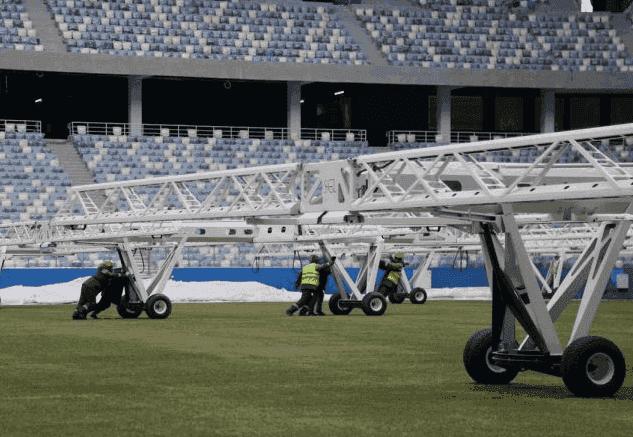 Первенства Футбольной национальной лиги на«Стадионе Нижний Новгород»