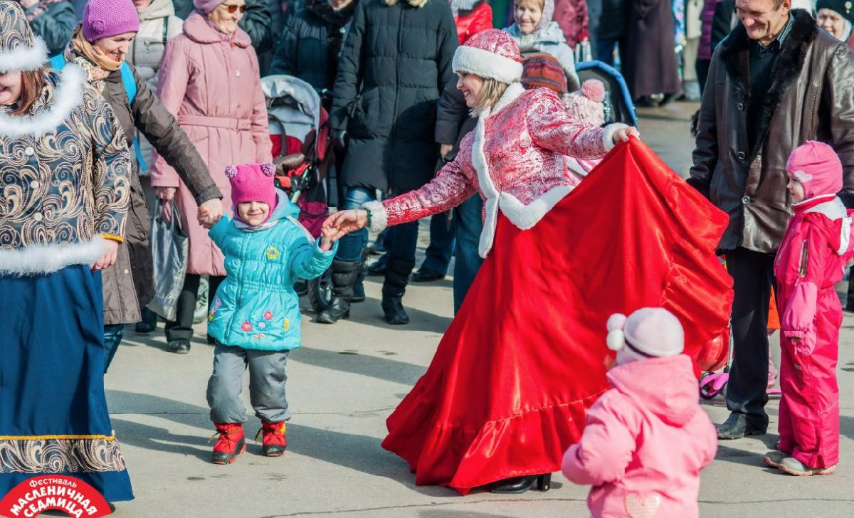 Православная выставка-ярмарка «Широкая масленица» 2020