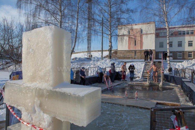 Крещение Господне вНижнем Новгороде 2020