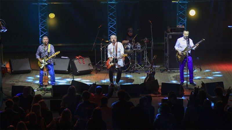 Концерт группы «Чайф» в Нижнем