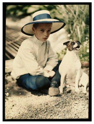 Выставка «Первоцвет. Ранний Цвет вРусской фотографии»