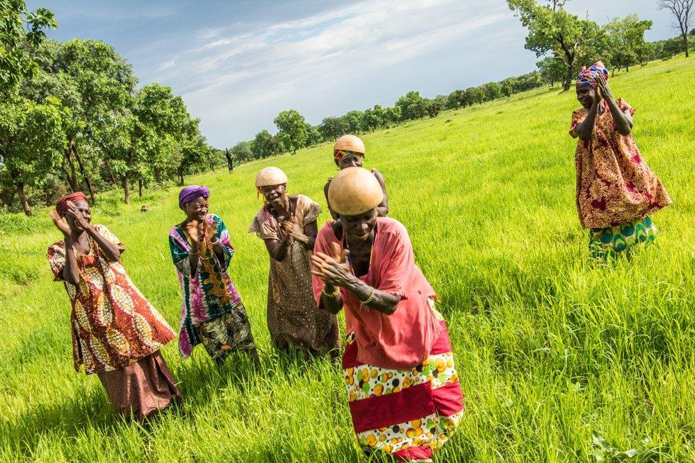 Выставка «Сенегал— страна Теранги»