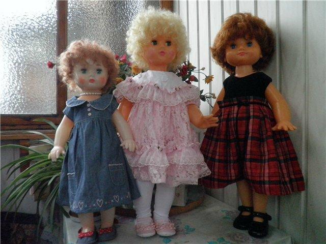 Выставка кукол «Лена изполиэтилена»