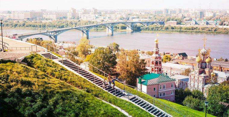 Чемпионат мира пофутболу FIFA-2018 вНижнем Новгороде