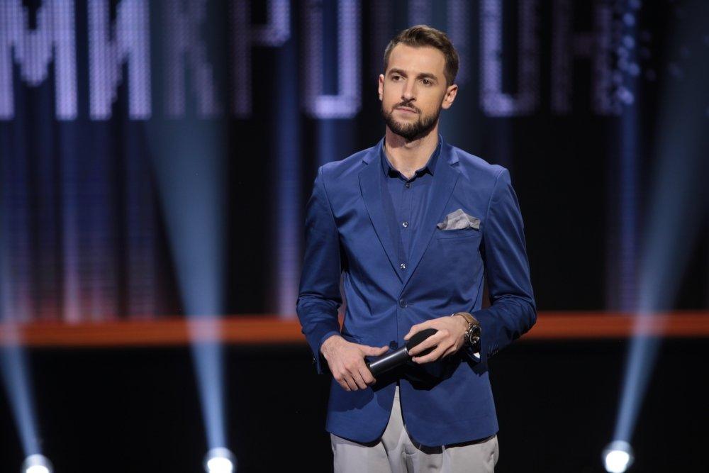 Стендап-концерт резидента Comedy Club Андрей Бебуришвили