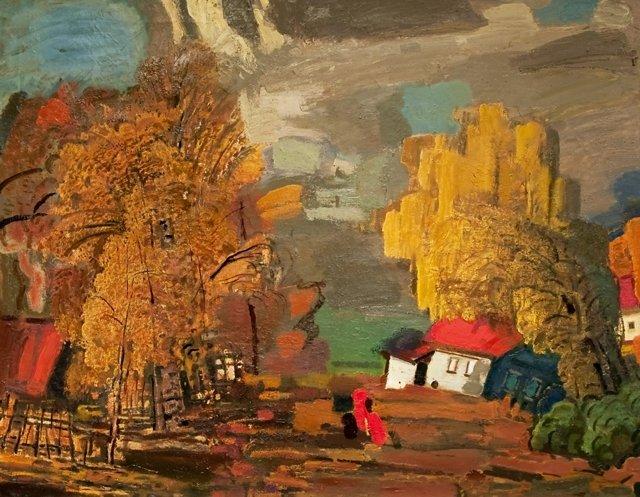 Персональная выставка Альберта Данилина