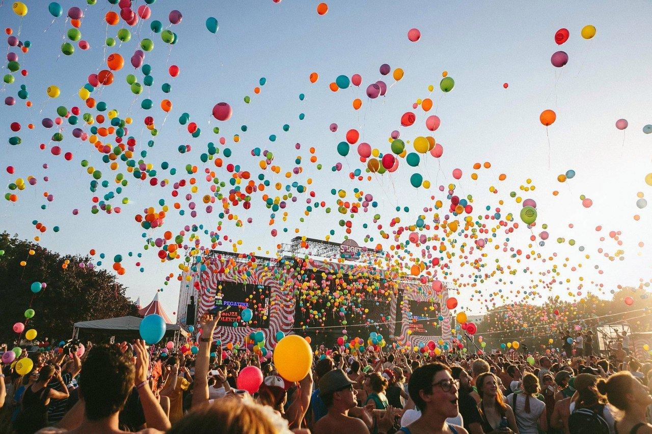 Семейный фестиваль «Атмосфера города»