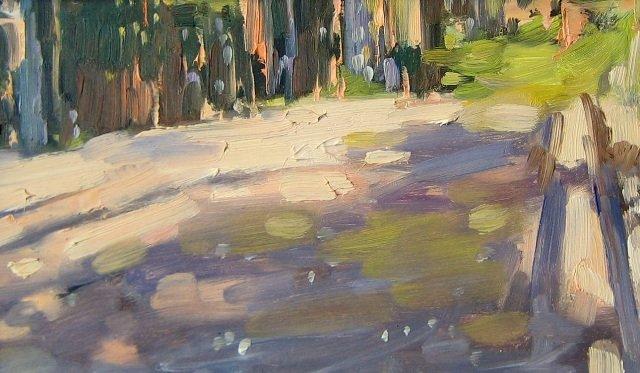 Выставка работ Евгения Быстрова